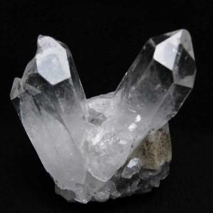 アーカンソー州産 水晶クラスター t619-4091|seian