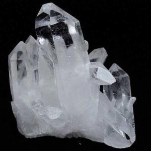 アーカンソー州産 水晶クラスター t619-4718|seian