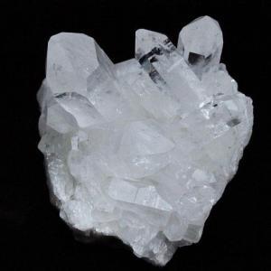 アーカンソー州産 水晶クラスター t619-4741|seian