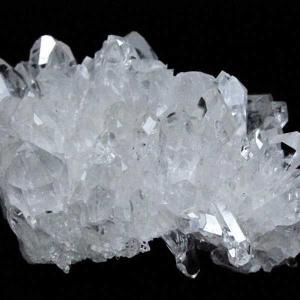 アーカンソー州産 水晶クラスター t619-4802 seian