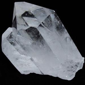 アーカンソー州産 水晶クラスター 原石 t619-4838|seian