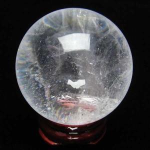 ヒマラヤ水晶 丸玉 45mm  t62-12101|seian