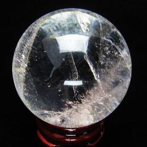 ヒマラヤ水晶 丸玉 45mm  t62-12127|seian