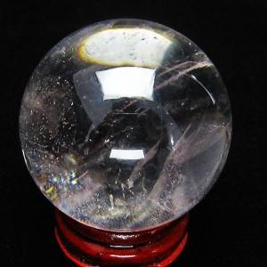 ヒマラヤ水晶 丸玉 42mm t62-12145|seian