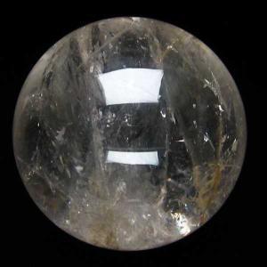 ヒマラヤ水晶 丸玉 76mm  パワーストーン 天然石 t62-13159|seian