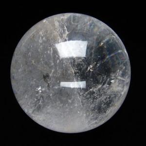 ヒマラヤ水晶 丸玉 67mm  t62-13316