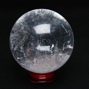 虹入り ヒマラヤ水晶 丸玉 水晶玉 51mm  t62-13646|seian