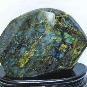 3Kg ラブラドライト 原石 t623-6596|seian