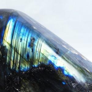 ラブラドライト 原石 T623-6997|seian