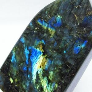ラブラドライト 原石 t623-7629|seian
