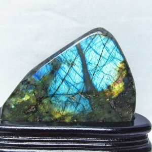 ラブラドライト 原石 t623-7664|seian