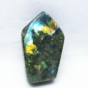 ラブラドライト 原石 t623-7876|seian