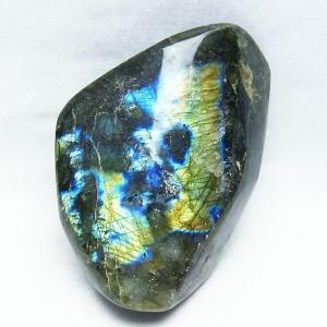 ラブラドライト 原石 t623-7878|seian