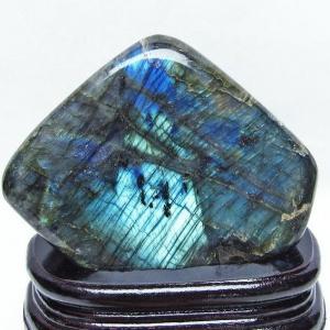 1.1Kg ラブラドライト 原石 t623-7934|seian