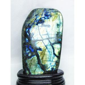 3.1Kg ラブラドライト 原石 t623-7950|seian