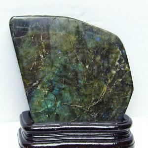 2Kg ラブラドライト 原石 t623-8711|seian