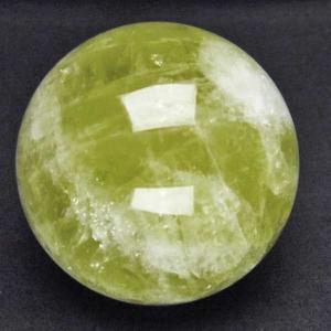 シトリン水晶 丸玉 69mm  t63-5704|seian