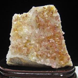 レッドファントム水晶クラスター t635-1385|seian