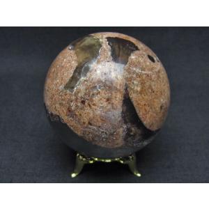 ガーデンクォーツ(庭園水晶) 丸玉 58mm  t637-3667|seian|02
