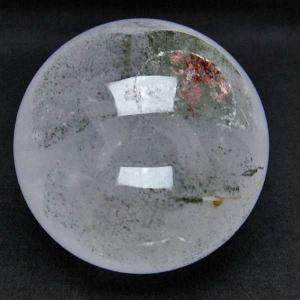 ガーデンクォーツ(庭園水晶) 丸玉 69mm  パワーストーン 天然石 t637-3716|seian