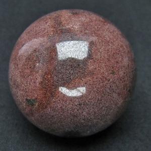 ガーデンクォーツ(庭園水晶) 丸玉 39mm  t637-3763|seian