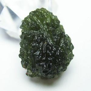 モルダバイト 原石 t64-633|seian