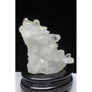 レムリアンシード水晶クラスター t668-5261|seian