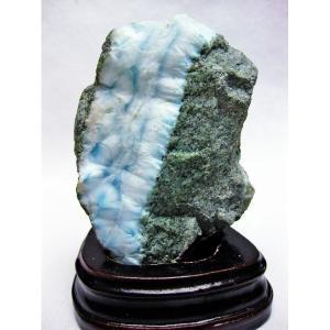 ラリマー 原石 t672-250|seian