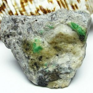 エメラルド 原石 パワーストーン 天然石 t672-730|seian