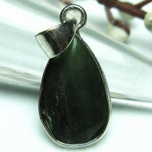 グリーンルチルクォーツ ペンダント  パワーストーン 天然石 t696-890|seian
