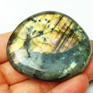 ラブラドライト 原石 t703-1679|seian