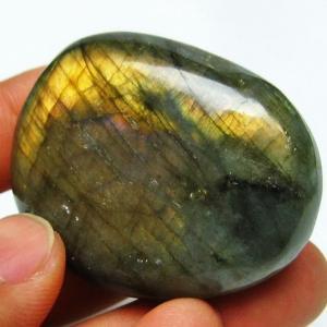 ラブラドライト 原石 t703-2339|seian