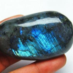 ラブラドライト 原石 t703-2408|seian