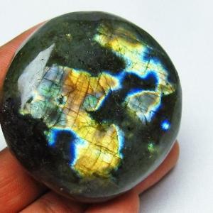 ラブラドライト 原石 t703-2409|seian