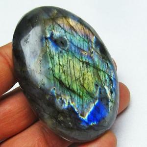 ラブラドライト 原石 t703-2411|seian