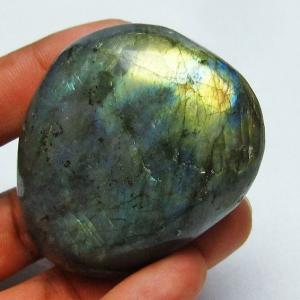ラブラドライト 原石 t703-2416|seian