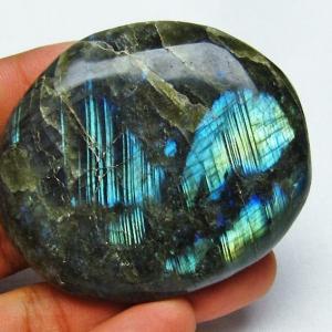 ラブラドライト 原石 t703-2422|seian