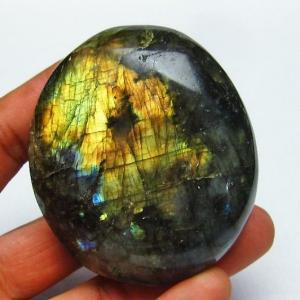 ラブラドライト 原石 t703-2425|seian