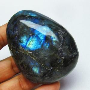 ラブラドライト 原石 t703-2427|seian