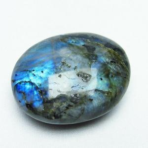 ラブラドライト 原石 t703-3237|seian