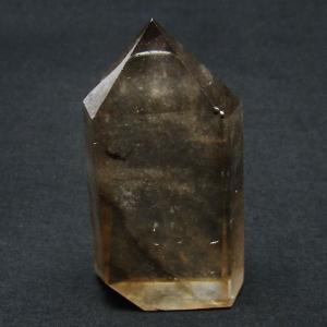 ライトニング水晶 六角柱 t705-4872|seian