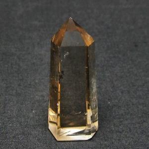 ライトニング水晶 六角柱 t705-5191|seian