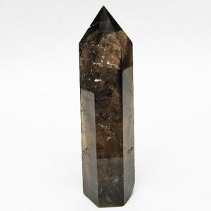 ライトニング水晶 六角柱 t705-5780 seian