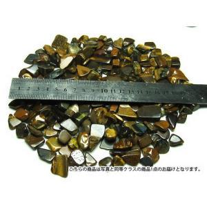 タイガーアイさざれサイズ:大 パワーストーン 天然石 t710-3|seian|02
