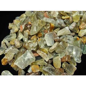 1Kg ルチルクォーツ(金針ルチル水晶)さざれサイズ:大 パワーストーン 天然石 t716-7|seian|03