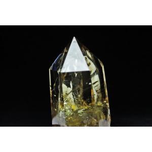 虹入り シトリン水晶 六角柱 パワーストーン 天然石 t719-2858|seian|04