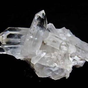 アーカンソー州産 水晶クラスター t721-9728 seian