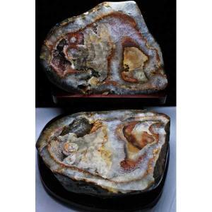 11.9Kg ウルグアイ産 ペア水晶トレジャー 同梱不可 T722-209 あすつく