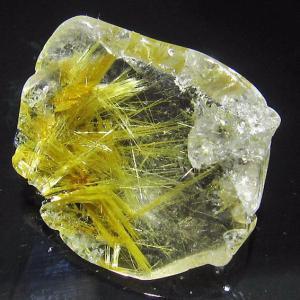 ゴールドタイチンルチル 原石 t725-1195|seian
