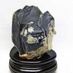 山東省産  モリオン 原石 本物  天然 黒水晶 クラスター 1Kg パワーストーン 天然石 t728-1489|seian